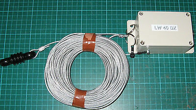 LWHF-40-DX HF 160 -6m Multiband Long Wire Antenna / Aerial