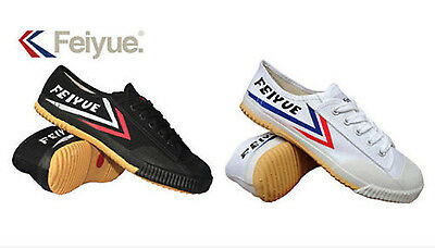 New Feiyue Original Lo Parkour Training Martial Arts Wushu Kung Fu Shoes