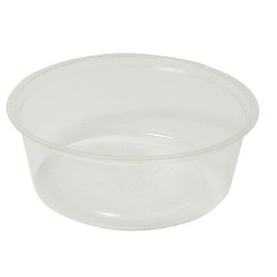 2000X Vegware Cold Portion Pot 2oz / Commercial Takeaway Restaurant Cafe