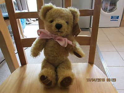 Traditional Teddy Bear MerryThought Mohair