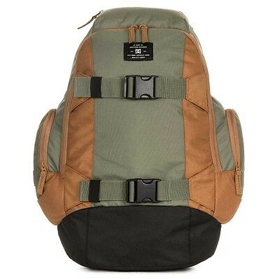 DC Wolfbred II board holder Backpack Wheat Free Postage rrp £50 bargain!
