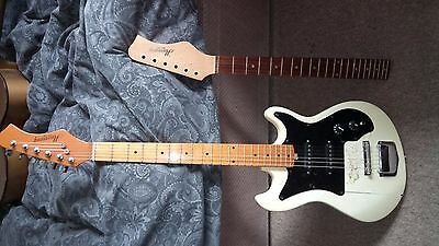 Harmony H802 80's Electric guitar