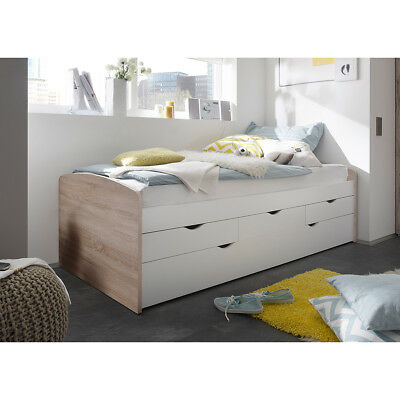 kojenbett amori kinderbett funktionsbett jugendzimmer wei eur 489 00 picclick de. Black Bedroom Furniture Sets. Home Design Ideas