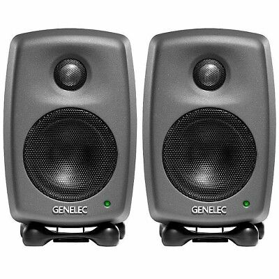 Genelec 8010A Active Studio Monitors (pair)