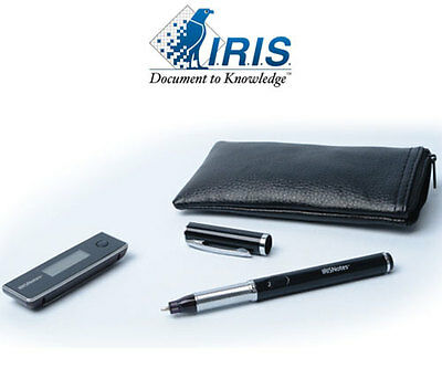 Irisnotes Executive 2 Digital Pen That Types What You Write Or Draw Genuine NEW