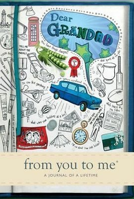 Dear Grandad, from you to me (Sketch design) (Journal of a Lifetime) [Hardcov...