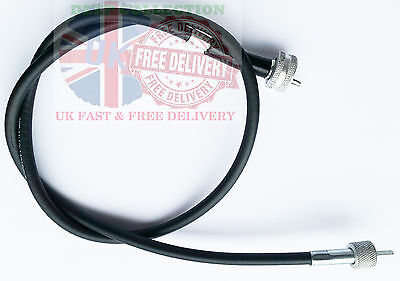 "34"" Inch Smiths Speedometer Cable For Indian Royal Enfield Bsa Bmw Norton"