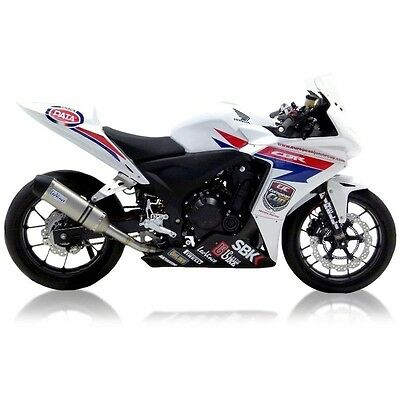 Black Friday Sale - Honda Cbr300 2013-15 Leovince Lv-One Stainless Exhaust