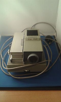 Vintage Wray Moth 300 Slide Projector in Original Box and Fully Working