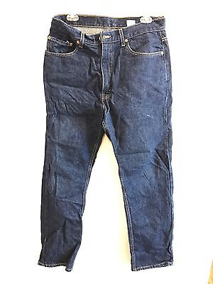 VINTAGE LEVI's 505-0216 DENIM JEANS size 32x32 MADE IN USA