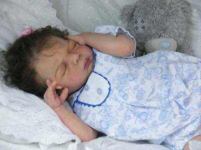 Silicone Doll Reborn Baby Lifelike Realistic Boy Doll kit *Phil Donnelly Babies*