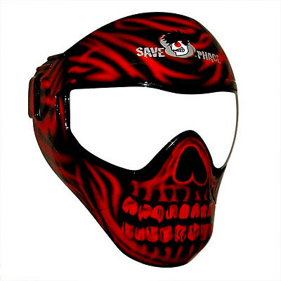 New Save Phace Simply Sick Series SUM Sports Utility Goggles Mask - Fallen