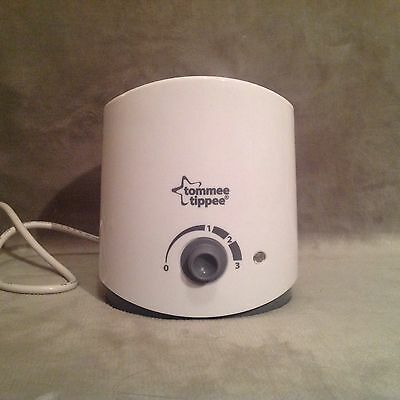 Tommee Tippee Closer to Nature Electric Bottle Food Warmer Baby Toddler Feeding