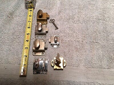 Vintage Cupboard Latch Hardware Cabinet
