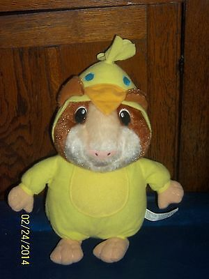2008 Fisher Price Wonder Pets Talking Lenny The Hamster Chick Chicken Plush