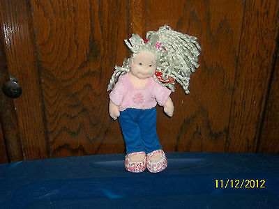 Ty Teenie Beanie Boppers Sweet Sally Doll Plush
