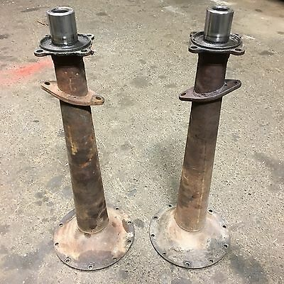 1935 1936 FORD Banjo Rearend Axle Tubes Housings HOT ROD