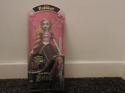BNIB Once Upon A Zombie Rapunzel Doll