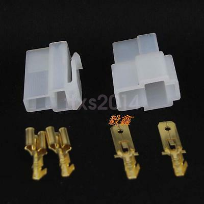 5pcs T Power Cable Connector For YAESU ICOM