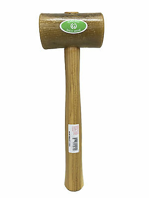 Garland Rawhide Mallet  size 4 Hammer, Made in the USA
