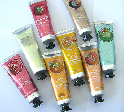 The Body Shop Hand Cream 30 ML Choose Any One New Flat rate shipping for up to 5