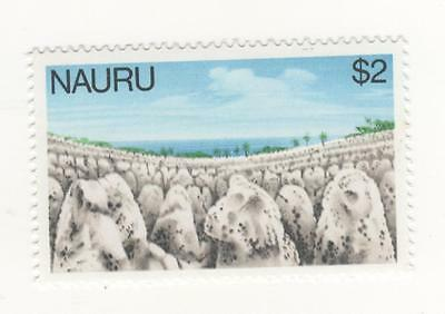 1978 NAURU Definitives Island Scenes issue -  $2 PINNACLES SG#189  MUH #