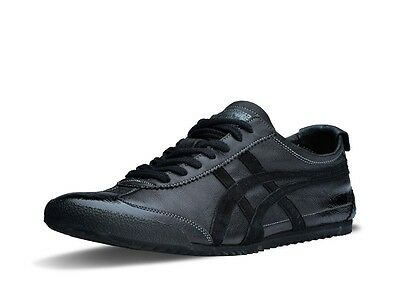 New Onitsuka Tiger NIPPON MADE in Japan MEXICO 66 DELUXE TH9J4L Black F/S EMS