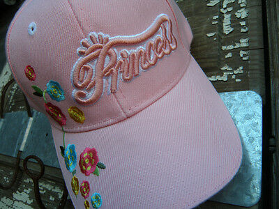 Princess Baseball Cap - Youth Size