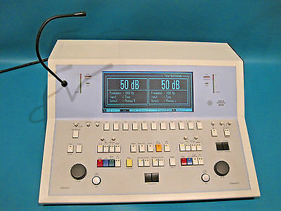 Interacoustics AC40 Clinical 2 Channel Audiometer  w/ Accessories