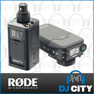 Rode RODELink Newsshooter Wireless Microphone Kit Digital System w/ XLR Input