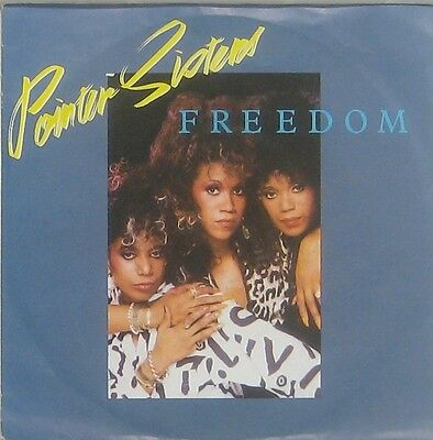 Pointer Sisters  freedom