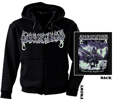 DISSECTION - storm of the lights bane Zip Hoodie