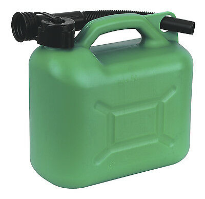 Sealey JC5G Fuel Can 5ltr - Green