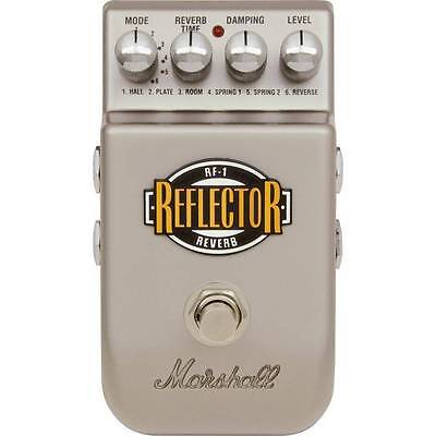 Marshall RF-1 Reflector Reverb Pedal Best Price On Line