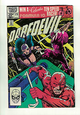 Daredevil Vol. 1 - #176 | 1st Appearance of Stick (Unknown) | Marvel Comics 1981