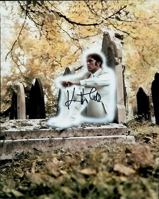 Kenneth Cope In Person Signed Photo - B24 - Randall and Hopkirk (Deceased)