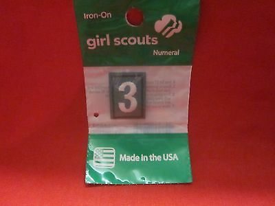 Junior Or Cadette Girl Scouts Number 3 (New)