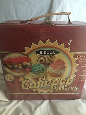 New Bella Cakepop Maker Kit