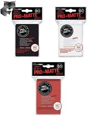 Ultra Pro Deck Protector Card Sleeves Small Matte