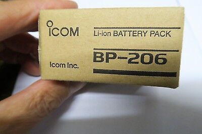 BP-206 Battery for ICOM IC-R3