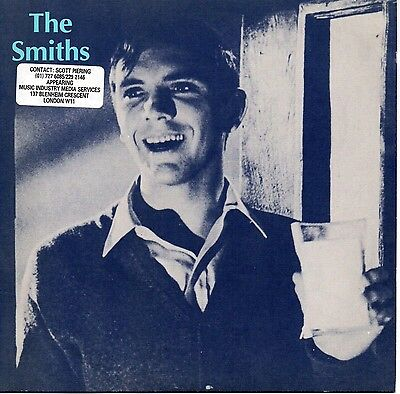 "The Smiths - What Difference Does It Make? Unplayed 7"" UK Vinyl Pic Sleeve"