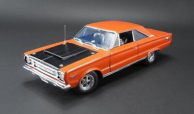 1967 Hemi Bullet Custom GTX in 1:18 Scale by Acme Diecast Model