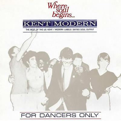FOR DANCERS ONLY Various Artists NEW & SEALED NORTHERN SOUL LP VINYL (KENT)