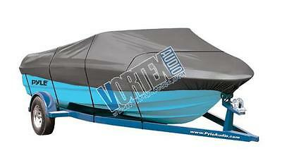 "Pyle Pcvspb333 Armor Shield Trailer Master 17""-19""l Beam Width To 102""boat Cover"