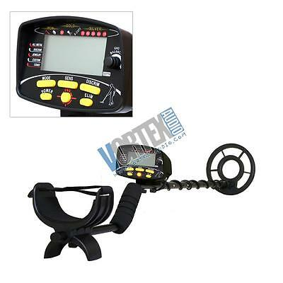 New Pyle PHMD72 Metal Detector, Waterproof Search Coil, Pin-Point Detect