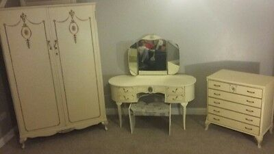 French Louis Bedroom Furniture