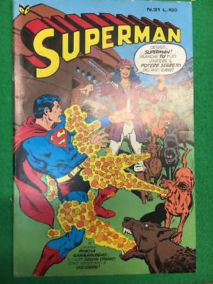 SUPERMAN cenisio n. 31