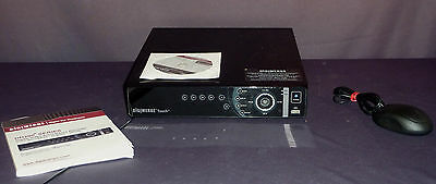 Digimerge- DH204000 4 Channel Touch Series DVR, Looping output, 500GB