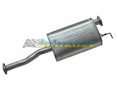 Ford Territory Sx Sy 6Cyl 4.0Lt Wagon  Centre Muffler Exhaust