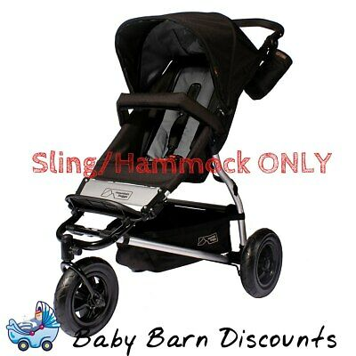 Mountain Buggy - Replacement seat fabric / Sling - Swift Evolution- Flint  20...